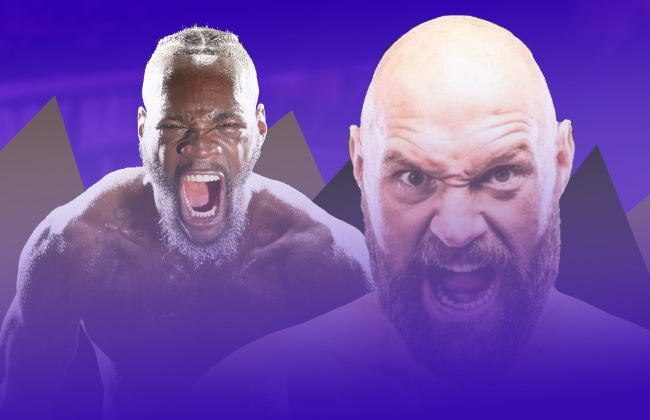What TV Channels is the Fury vs Wilder 22 on