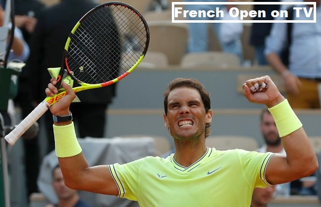 Is French Open on TV